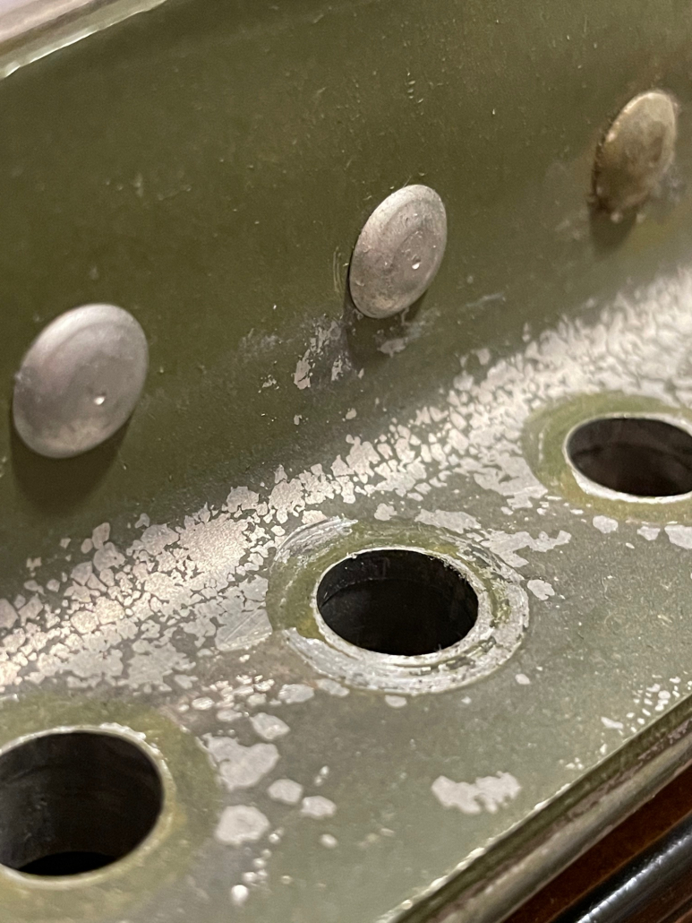 Piper Bolt Holes AD 6