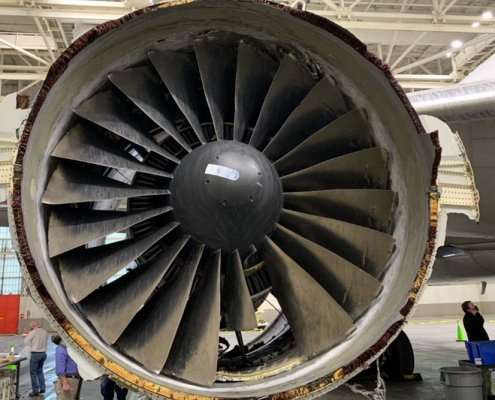 Pratt & Whitney Engine Failure