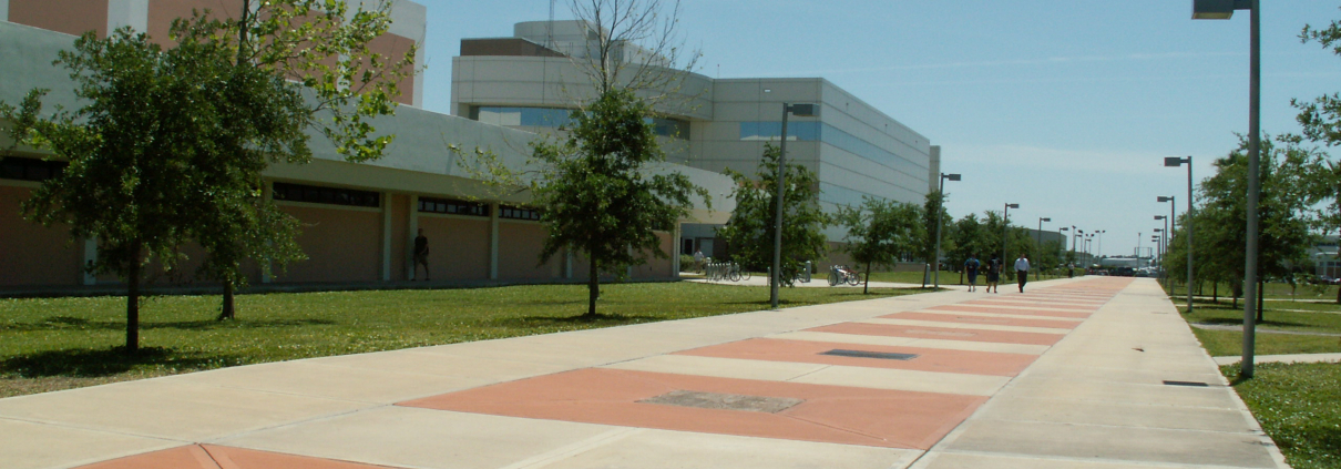 Campus of Embry-Riddle University